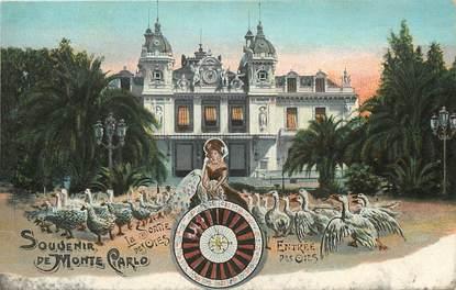 """CPA MONACO """"Monte Carlo, Casino"""""""
