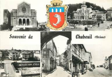 """/ CPSM FRANCE 26 """"Chabeuil """""""