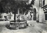 """26 DrÔme / CPSM FRANCE 26 """"Châtillon en Diois, place de l'Horloge"""""""