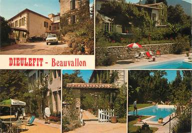 "/ CPSM FRANCE 26 ""Dieulefit, Beauvallon"""