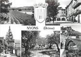 """26 DrÔme / CPSM FRANCE 26 """"Nyons"""""""
