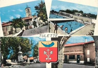 "/ CPSM FRANCE 26 ""Tulette"""