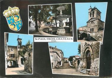 """/ CPSM FRANCE 26 """"Saint Paul trois châteaux"""""""
