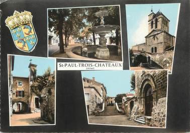 """/ CPSM FRANCE 26 """"Saint  Paul Trois châteaux """""""