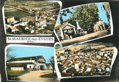 """/ CPSM FRANCE 26 """"Saint Maurice sur Eygues"""""""