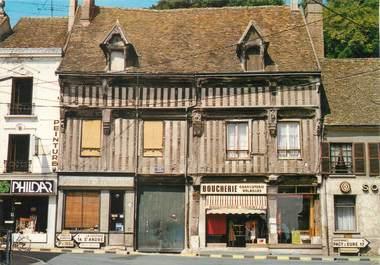 """/ CPSM FRANCE 27 """"Ivry La Bataille, maison d'Henri IV"""""""