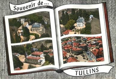 "/ CPSM FRANCE 38 ""Tullins """