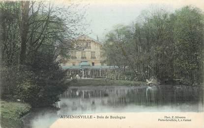 """CPA FRANCE 60 """"Armenonville, bois de boulogne"""""""