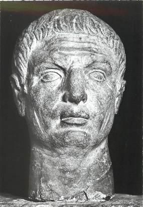 """/ CPSM FRANCE 84 """"Avignon, museum Calvet, portrait d'un inconnu"""""""
