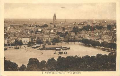 "/ CPA FRANCE 79 ""Niort, vue générale """