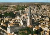 """79 Deux SÈvre / CPSM FRANCE 79 """"Niort, église Notre Dame, la mairie"""""""