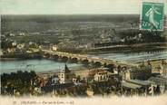 """45 Loiret CPA FRANCE 45 """"Orléans, vue sur la loire"""""""