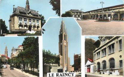 "/ CPSM FRANCE 93 ""Le Raincy"""