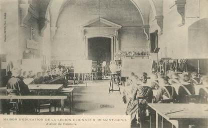 """/ CPA FRANCE 93 """"Saint Denis, maison d'éducation de légion d'honneur"""""""