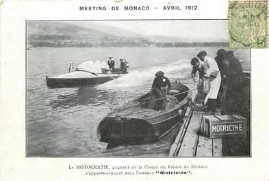 """CPA MONACO """"Meeting 1912"""""""