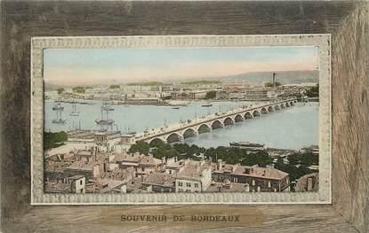 """CPA FRANCE 33 """"Souvenir de Bordeaux, le pont"""""""
