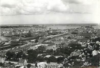"""/ CPSM FRANCE 50 """"Cherbourg,  panorama"""""""