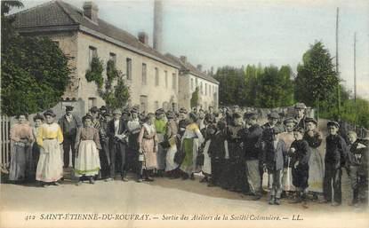 """CPA FRANCE 76 """"Saint Etienne du Rouvray"""""""