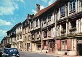 """27 Eure / CPSM FRANCE 27 """"Verneuil sur Avre, les vieilles demeures Normandes"""""""