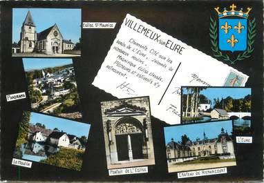 """/ CPSM FRANCE 27 """"Villemeux sur Eure"""""""