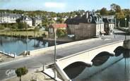 """61 Orne / CPSM FRANCE 61 """"Putanges, le pont sur l'Orne"""""""