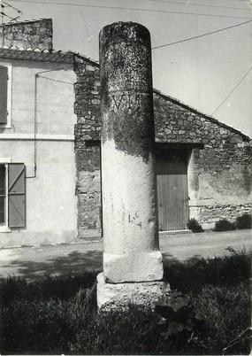 """/ CPSM FRANCE 30 """"Manduel, la borne Milière"""""""