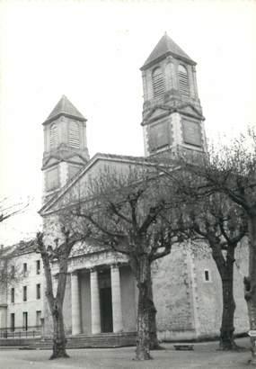 """/ CPSM FRANCE 30 """"Saint Hippolyte du fort, le temple"""""""