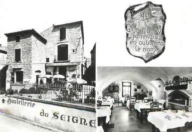 "/ CPSM FRANCE 30 ""Tavel, hostellerie du Seigneur"""