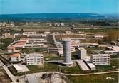 """30 Gard / CPSM FRANCE 30 """"Uzès, vue aérienne du centre médical Careyon"""""""