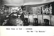 """31 Haute Garonne / CPSM FRANCE 31 """"Luchon, hôtel Poste et Golf"""" / DOS NON CP"""