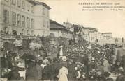 "06 Alpe Maritime CPA FRANCE 06 ""Menton, 1908, Carnaval"""