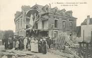 "72 Sarthe / CPA FRANCE 72 ""Mamers, catastrophe du 7 juin 1904"" / MOULIN"