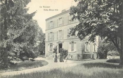 """/ CPA FRANCE 78 """"Le Vésinet, villa Beau Site"""""""