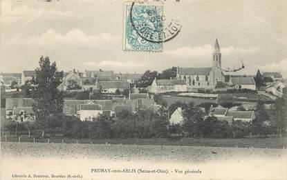 """/ CPA FRANCE 78 """"Prunay sous Ablis, vue générale """""""
