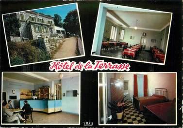 """/ CPSM FRANCE 20 """"Zonza, hôtel de la Terrasse"""""""