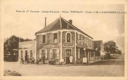 "/ CPA FRANCE 78 ""Dampierre, auberge Saint Laurent"""