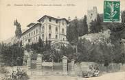 """06 Alpe Maritime CPA FRANCE 06 """"Menton, Le Chateau des Grimaldi"""""""