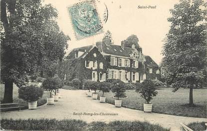 "/ CPA FRANCE 78 ""Saint Rémy les Chevreuses, Saint Paul"""
