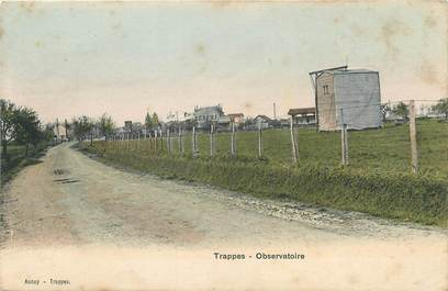 """/ CPA FRANCE 78 """"Trappes, observatoire"""""""