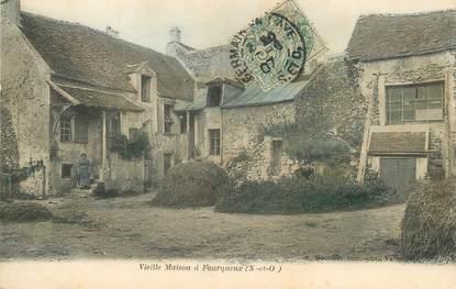 """/ CPA FRANCE 78 """"Fourqueux, vieille maison"""""""