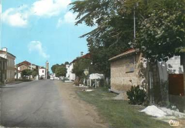 """/ CPSM FRANCE 32 """"Manciet, quartier de Crève Coeur"""""""