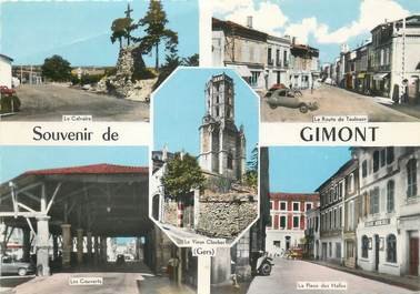 "/ CPSM FRANCE 32 ""Gimont"""