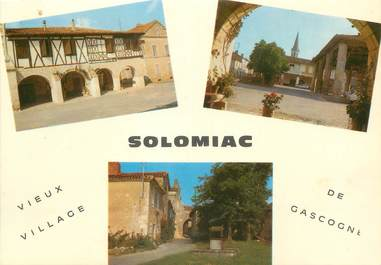 """/ CPSM FRANCE 32 """"Solomiac"""""""