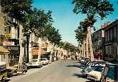 "32 Ger / CPSM FRANCE 32 ""Vic Fezensac, la rue principale"""