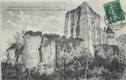 """28 Eure Et Loir / CPA FRANCE 28 """"Nogent le Rotrou, château de Saint Jean en 1890"""""""