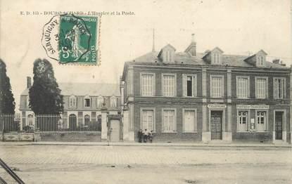 """/ CPA FRANCE 27 """"Bourg Achard, l'hospice et la poste"""""""