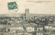 """32 Ger / CPA FRANCE 32 """"Condom, la cathédrale et vue d'ensemble"""""""