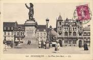 """59 Nord / CPA FRANCE 59 """"Dunkerque, la place Jean Bart """""""