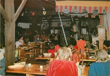 """/ CPSM FRANCE 33 """"Village médiéval de la Hume, taverne la Pigne de Pin"""""""