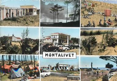"""/ CPSM FRANCE 33 """"Montalivet """""""